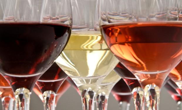 Weintypen und Weinsorten