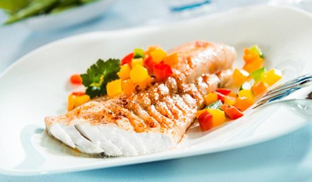 Fisch ist vor allem in der Fastenzeit beliebt.