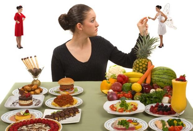 Pro und Kontra am Speiseplan