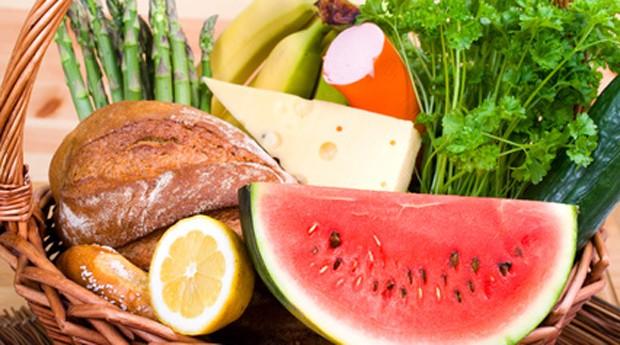 Ausgewogene Ernährung