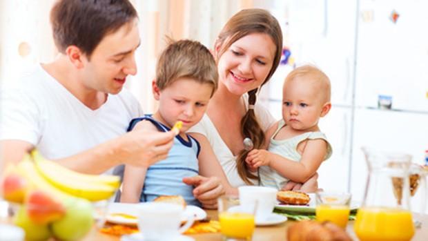 Ernährung von Kindern