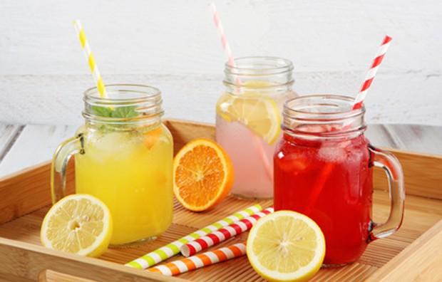 Sommerfeeling durch kühle Drinks
