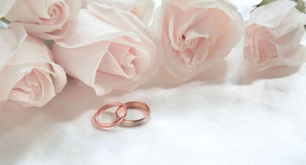 Tischkarte Hochzeit - Vorlage 2