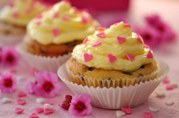 Valentinstag Muffins