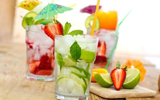 Cocktails für den Sommer