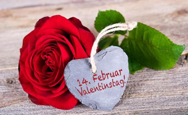 Valentinstag - Tag der Liebenden