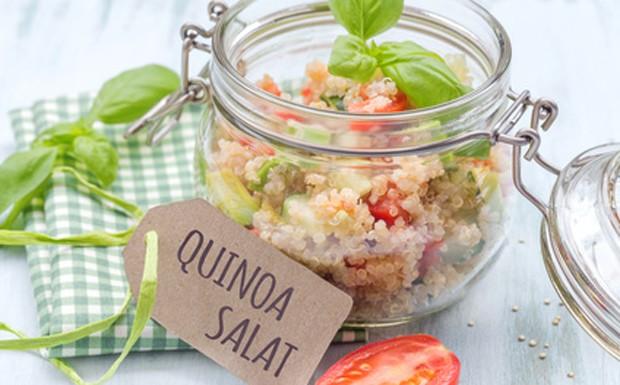 Quinoa als Alternative zu Reis und Co