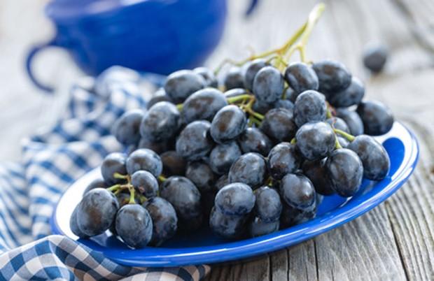 Weintrauben-eine süße Versuchung