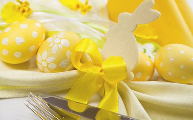 Ein gemütlicher Brunch zum Osterfest