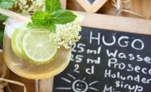 Hugo der Sommerdrink