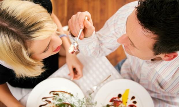 Valentinstagsmenü Vegetarisch