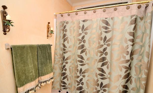 Duschvorhang reinigen