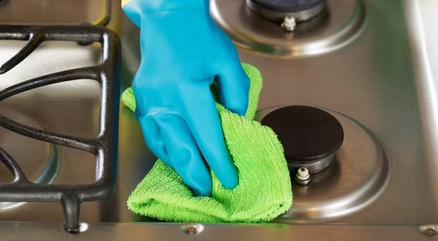 Edelstahl richtig reinigen