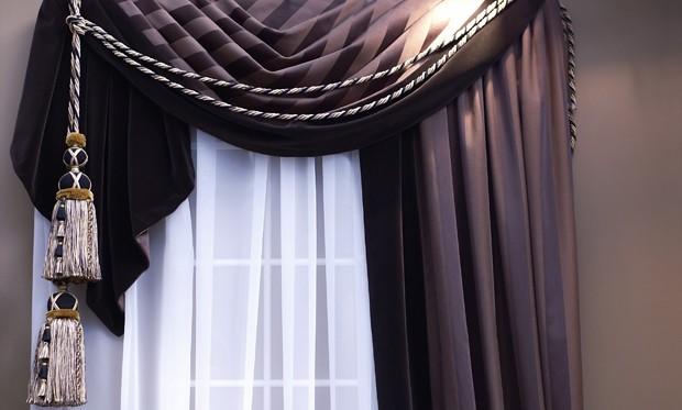 Vorhänge und Gardinen reinigen