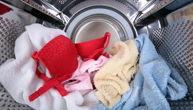 BH schnell und einfach waschen