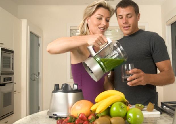 Ernährungsumstellung mit Obst und Gemüse
