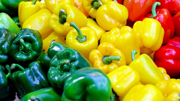 Paprika länger lagern