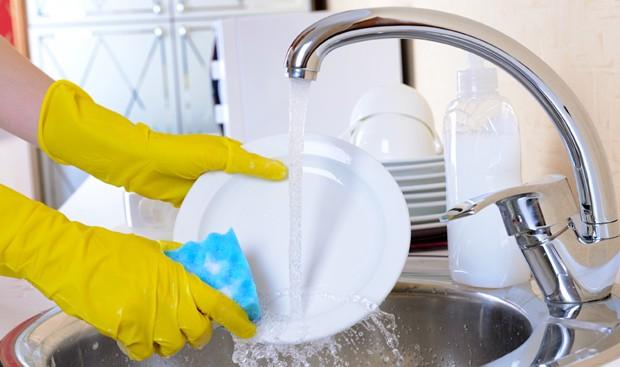 Abwaschen richtig gemacht
