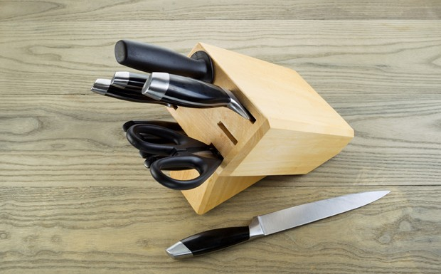 Messer richtig aufbewahren