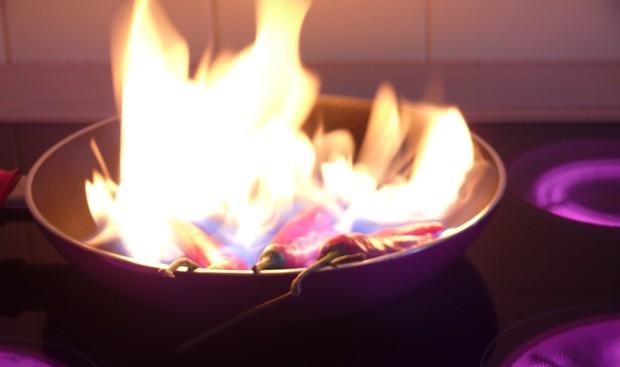 Flambieren