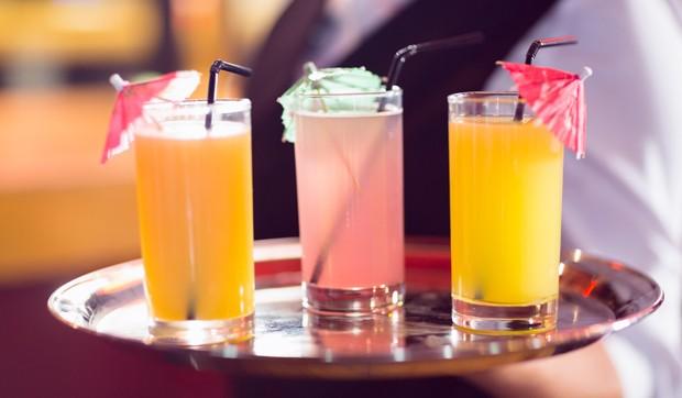 Cocktails perfekt im Sommer