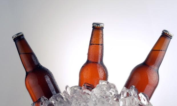 Bier schnell kühlen