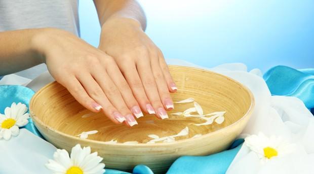 Hausmittel gegen Schweißhände