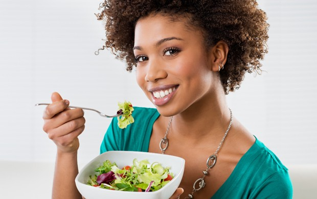 Langsam essen