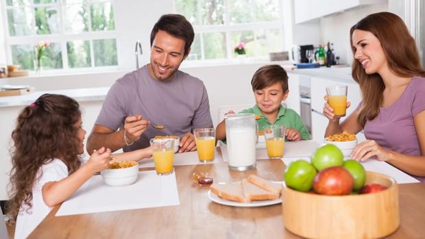Das richtige Frühstück