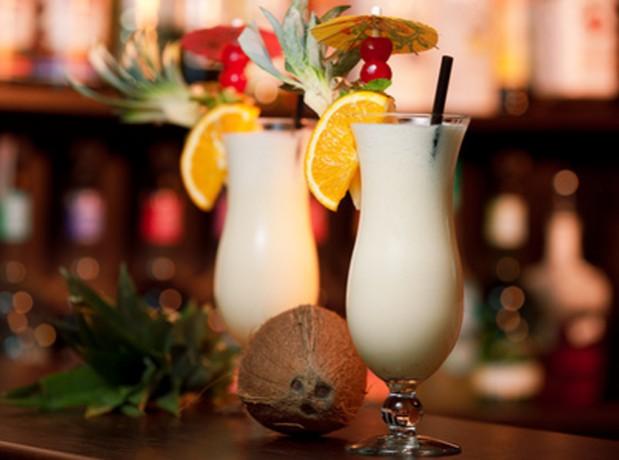 Cremige Cocktails
