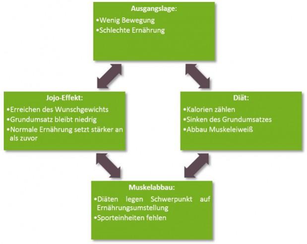 Die hCG-Stoffwechselkur - Die Diät in der Praxis