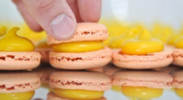 Macarons backen