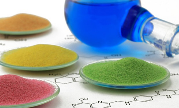 Chemische Farbstoffe