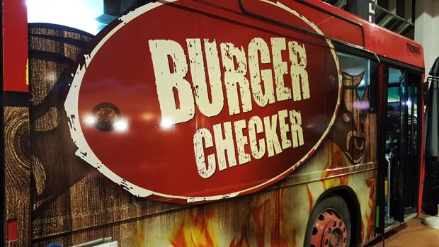 Burger Checker