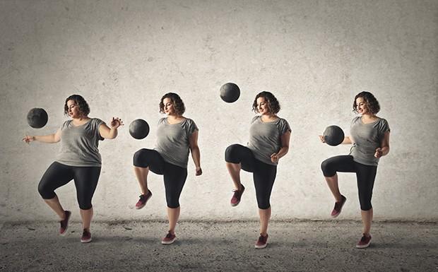 Auch bei einer Low-Carb Diät sollte man ein wenig Sport betreiben um schneller an Gewicht zu verlieren.