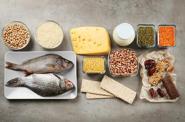 Proteinreiche Nahrungsmittel sind der Grundstein dieser Diät.