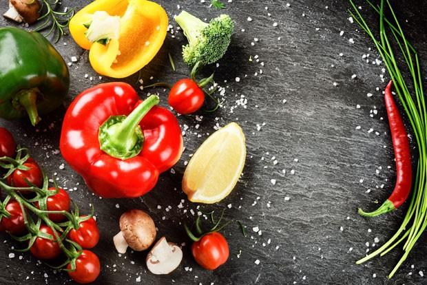 Naturbelassene Lebensmittel