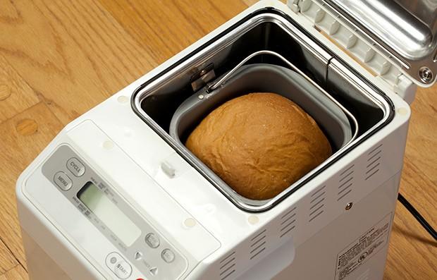Um sein Brot selber zu Backen ist kein Brotbackautomat zwingend erforderlich.