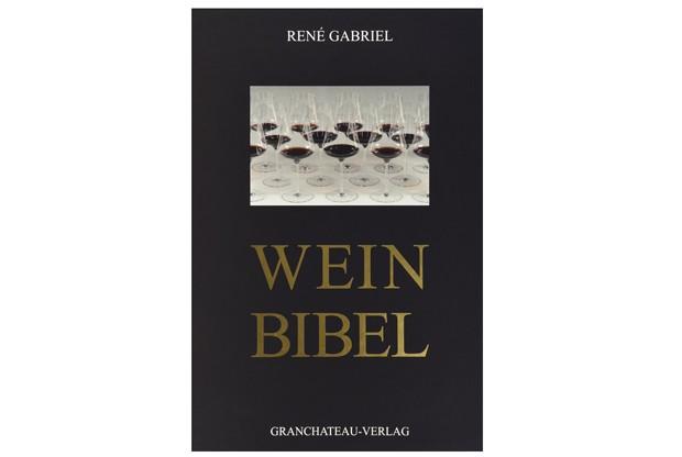René Gabriel der Autor der Weinbidel ist ein Schweizer Koch und Weinkritiker.