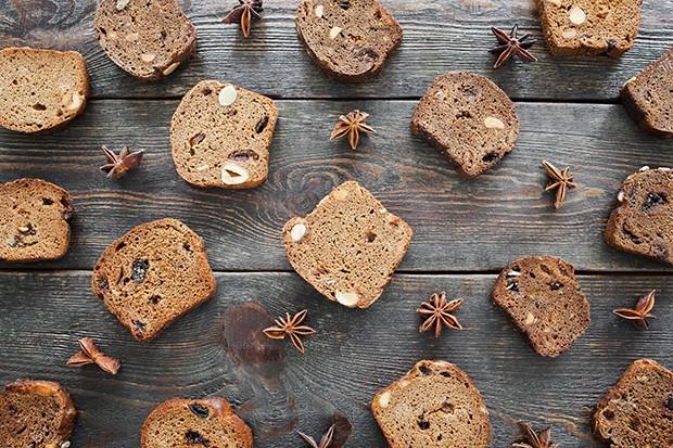 Ob süß oder herzhaft – Anis passt in fast jedes Brot.
