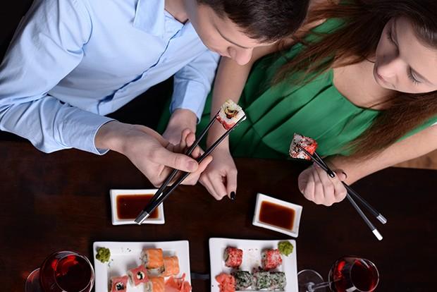 Bei richtiger Zubereitung und guter Qualität ist Sushi nicht nur köstlich sondern auch gesund.