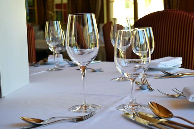 Das 5-gängige Abendmenü ist der kulinarische Höhepunkt und hat Sterne-Niveau.