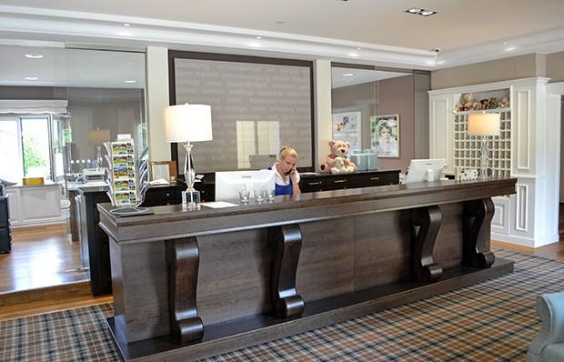 Das familiengeführte Hotel besticht durch sein freundliches Personal - da merkt man die Leidenschaft