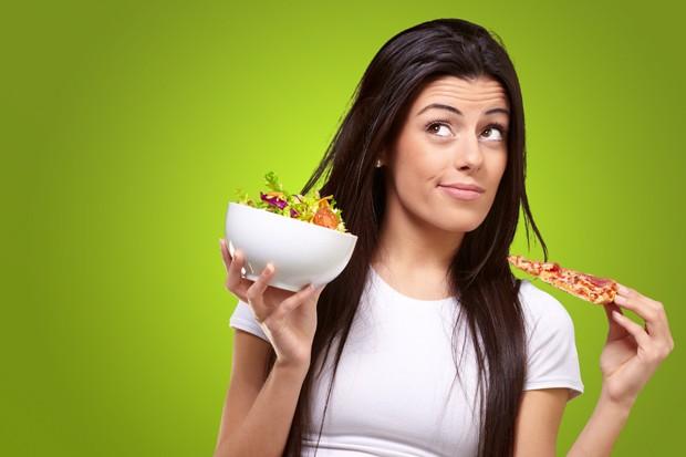 FDH - Friss die Hälfte Diät