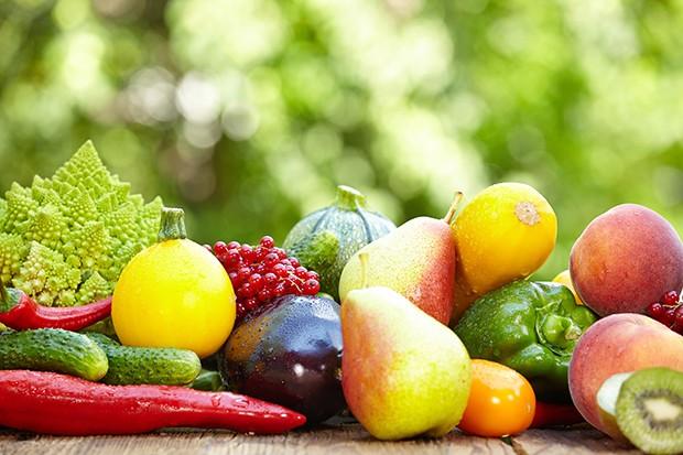Außer Beeren sind alle anderen Obstsorten nicht erlaubt.