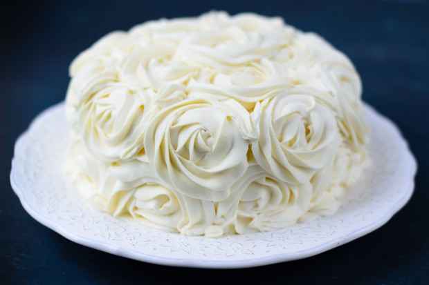 Frosting bzw. Topping