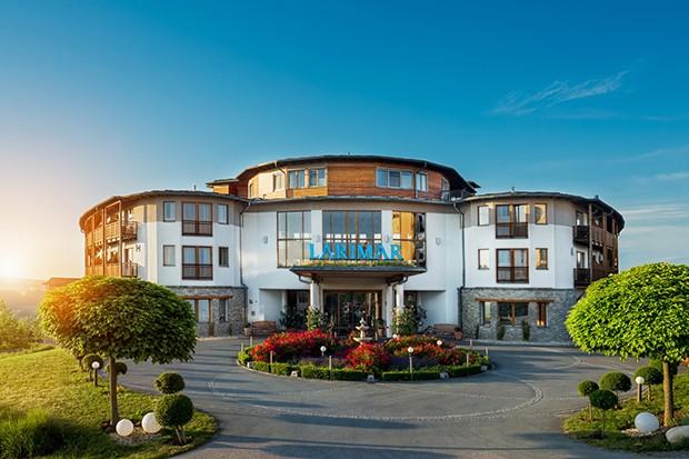 Das Hotel & Spa Larimar ist das einzige Hotel im Burgenland mit einer grünen Haube.