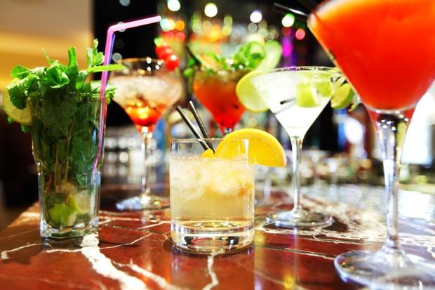 die stärksten Cocktails