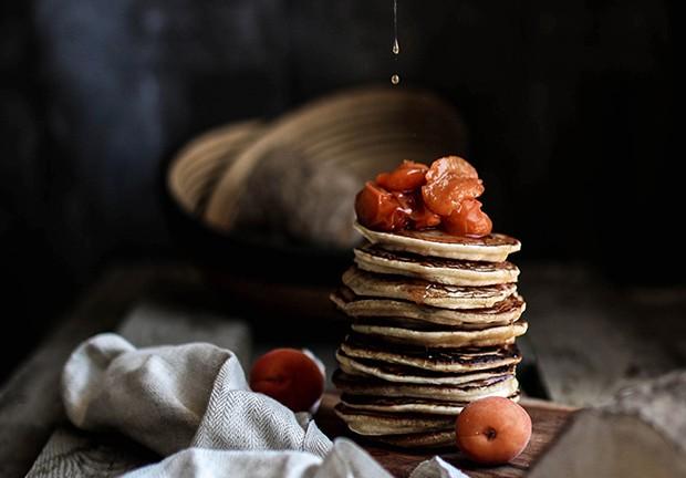 In den USA gibt es sogar einen Tag des Pfannkuchens.