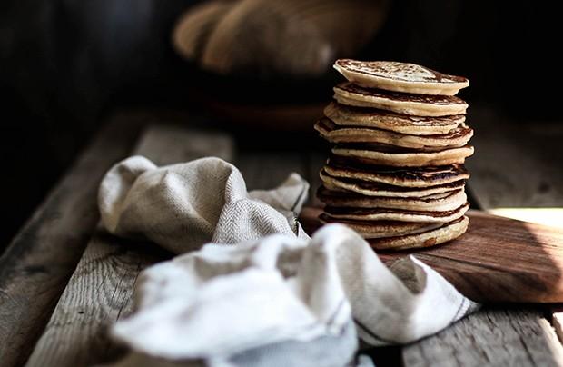 Schnell und einfach sind die Pfannkuchen zubereitet.